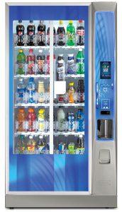 Bevmax Media 35 vending machine